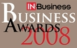 IN BUSINESS - BUSINESS AWARDS 2008